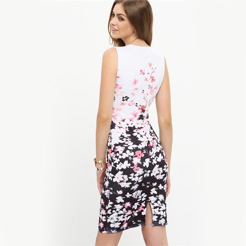 25f26f91c107 COLROVIE Velvet Sheath Dress Office Ladies Round Neck Slim Pencil Dress  Work Wear Knee Length DressUSD 16.65/piece. COLROVIE Fashion Dress for Women  ...