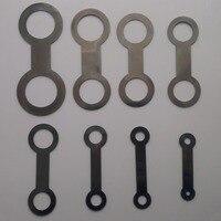 8 Pcs Woodwind Saxophone Repair Tool Replacing Pads Iron