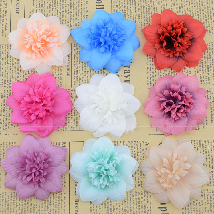 2016 artificial flowers good simulation flower silk flower hair 2016 artificial flowers good simulation flower silk flower hair ornaments snow rose silk flower corsage hat diy accessories deco in artificial dried mightylinksfo