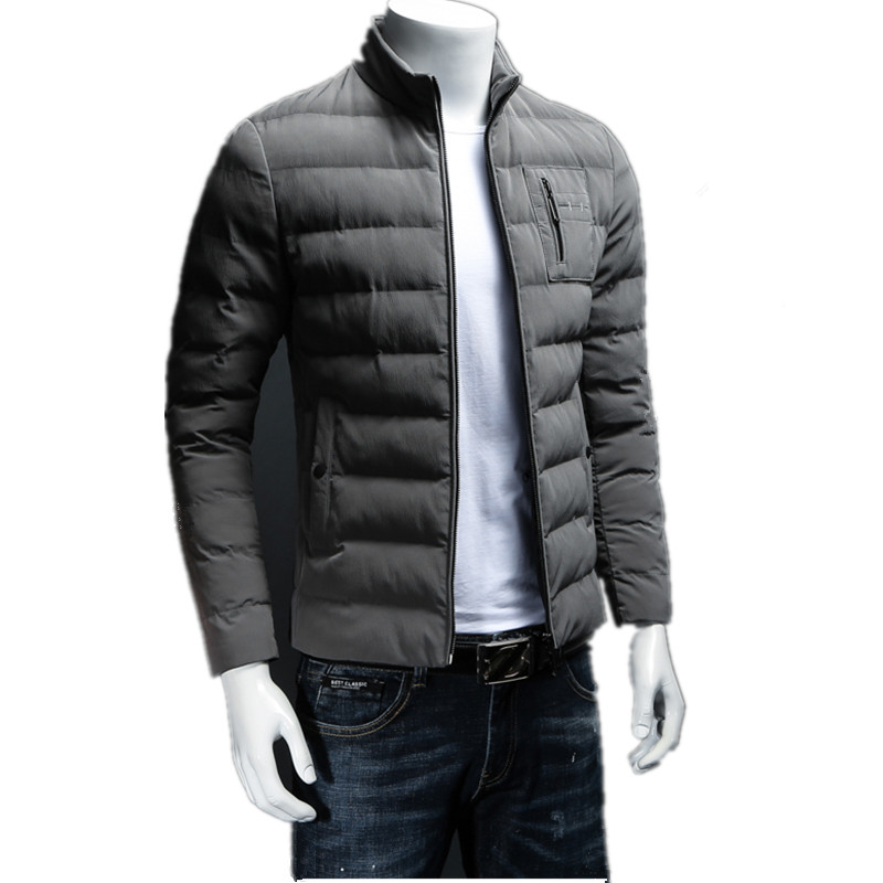Men of cotton-padded clothes  2016 new style high quality han edition men fashion leisure short cotton quilted jacket