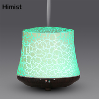 Changeable LED Lights Essential Oil Aroma Diffuser Aroma Humidifiers Aromatherapy Air Purifier Home Office Ultrasonic Humidifier