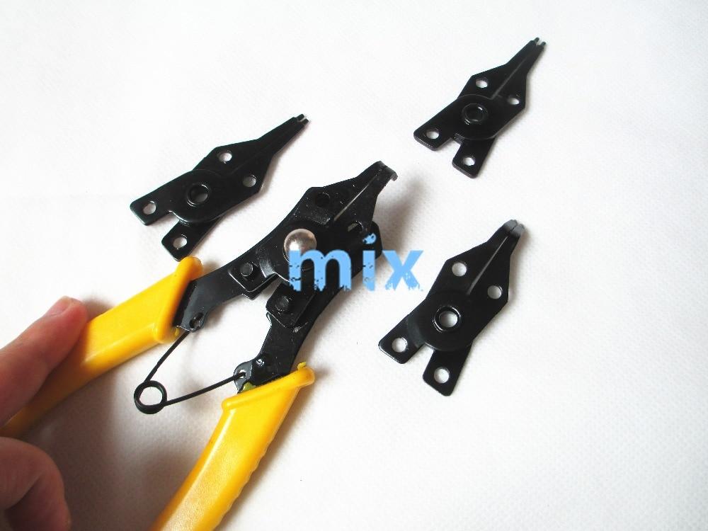Flexsteel DIY käsitööriistad 4-ühes vahetatav universaalne - Käsitööriistad - Foto 2
