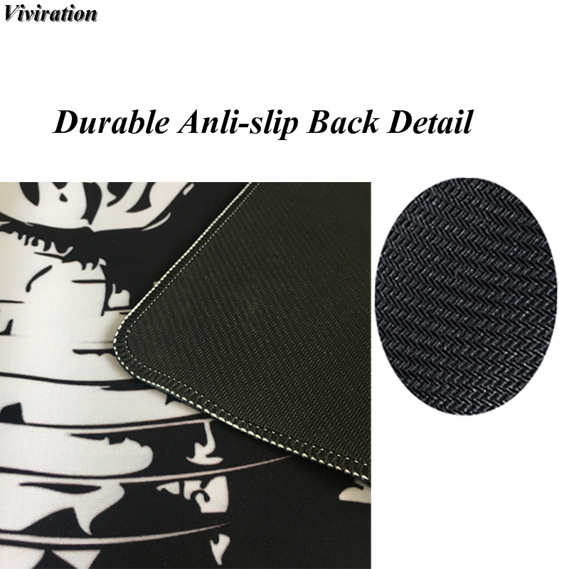 Viviration Computer PC Mouse Pad 900*400*2mm Large Gaming Mouse Mat Pad High Quality Customized Rubber Soft Laptop Mousepad Mat