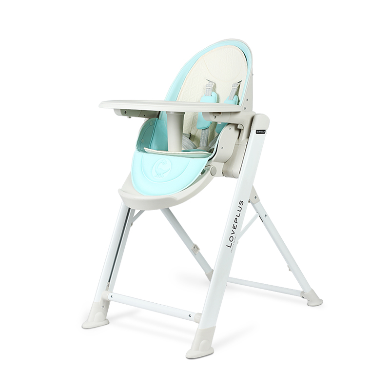 Babyruler baby dining chair folding portable dining table and chairs multi-function children eating seat table infant dining chair small folding size convenient to carry weight 10kg saving space children dining eating chair free shipping