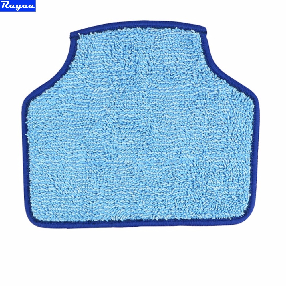 (4 pieces/lot) Mopping Cloth for Neato Robotics Botvac D85 D80 D75 85 D70e Microfiber cleaning Pad XV-11 XV-12 XV-14 XV-15 XV-21