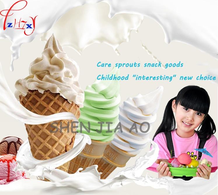 Eismaschine-Milchshake Gefrorene Fruchteis-Smoothies
