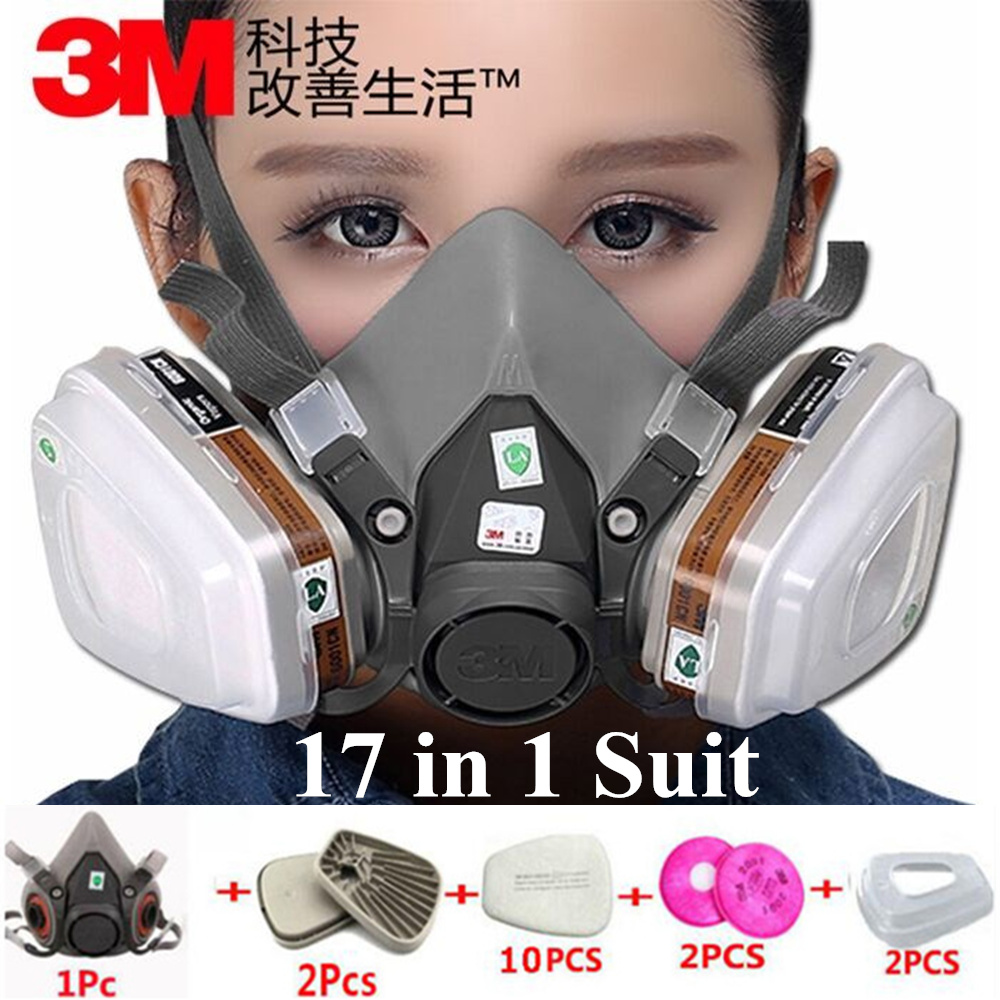 3m paint mask filters