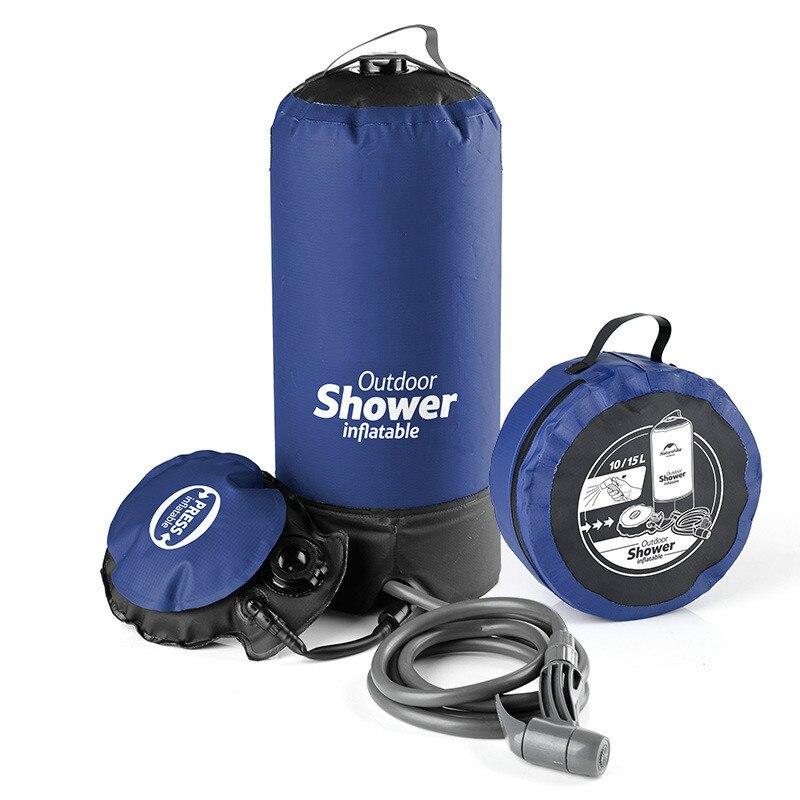 Douche extérieure bain eau sac bain extérieur voiture Non solaire sac à eau 11L