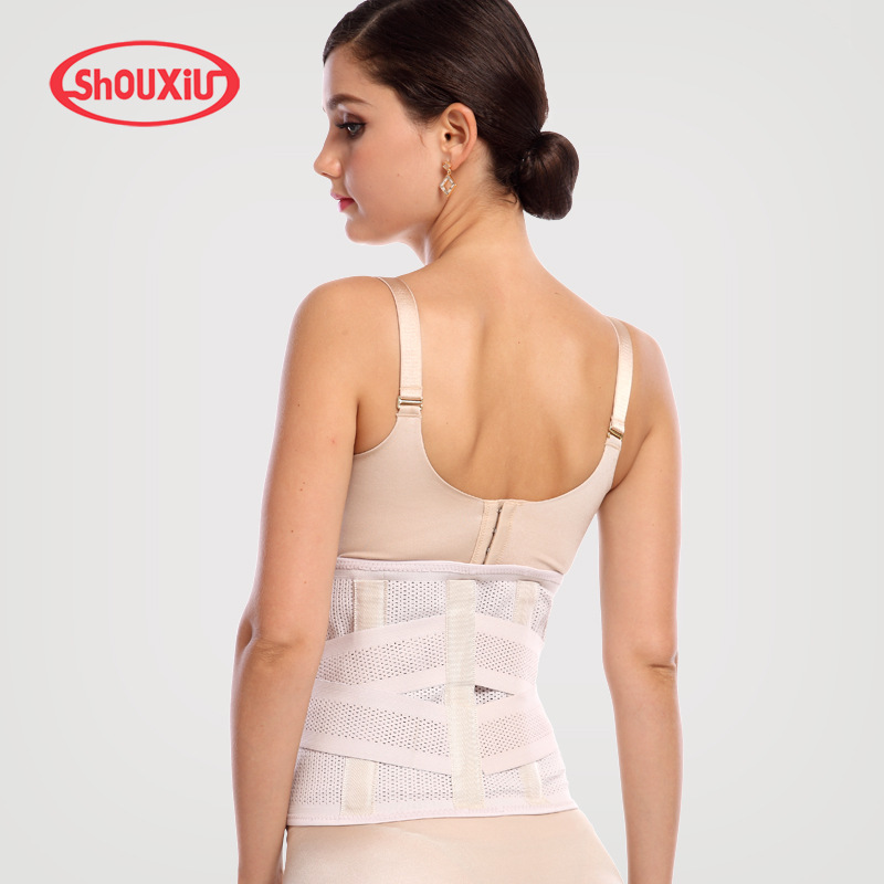 waist corsets Waist Cincher Tummy Belly Slimming Body Shapewear Belt Corset Trimmer Girdle Shapers - JACK ANTONG SHOP store