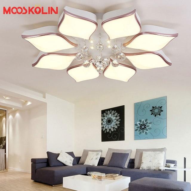 K9 kristal moderne plafond verlichting voor woonkamer slaapkamer ...