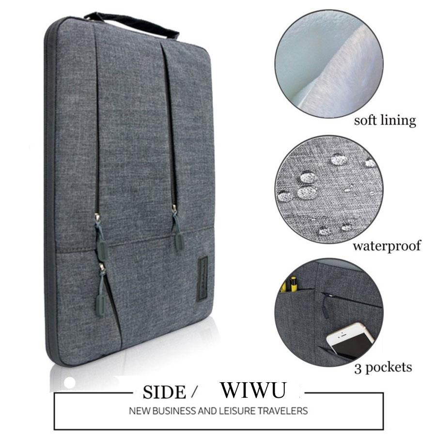 MacBook Air Pro үшін WIWU Top Quality ноутбук қапшық - Ноутбуктердің аксессуарлары - фото 2
