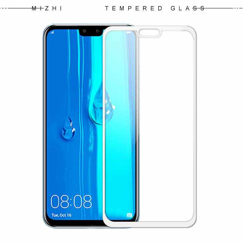 Protective Glass For Huawei Y9 2019 Tempered Glas on Huawei Y7 Y6 Y3 Y5 Prime 2018 protection case y 5 6 7 9 9y 7y 6y 5y  film