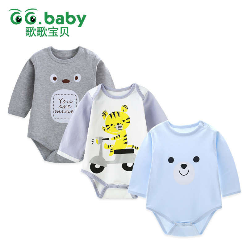 chinatera Baby Rompers Footies Infants Cartoon Bunny Hoodies Long Sleeve Jumpsuits