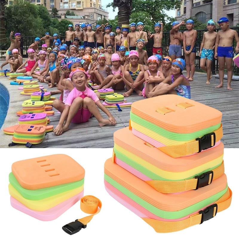 1 Pc 4 In 1 Schwimmen Schwimm Kickboard Kind Erwachsene Sichere Pool Ausbildung Lernenden Hilfe Schaum Luft Matratzen Kick Board Sicherheit Gürtel