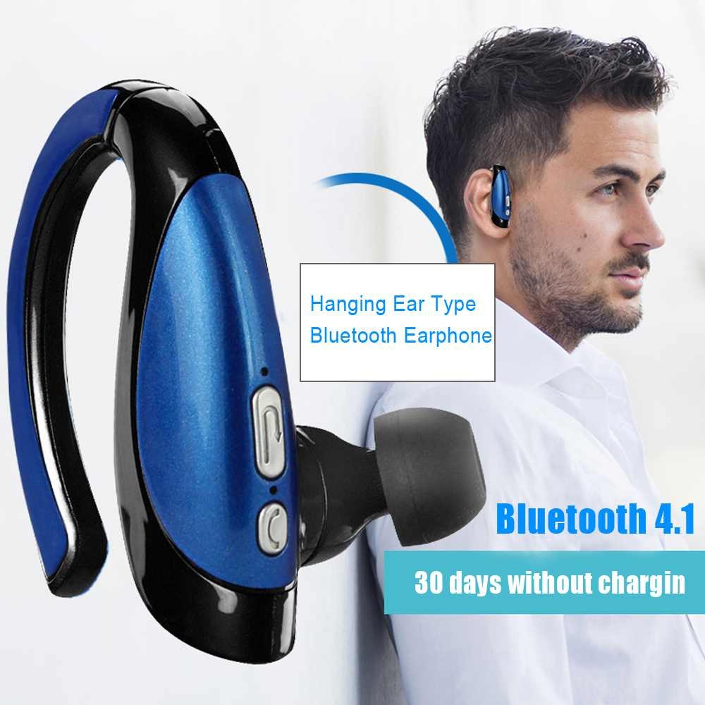 Wireless Headset Sport Music Earphones Portable Bluetooth 4.1 Earphone X16 Stereo Voice Prompt Handsfree MIC Earbuds - ZAPET STORE store