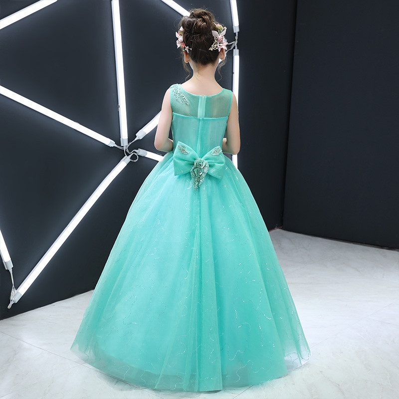 a73954d7c67b 2018 New Princess Formal Ball Gown Toddler Baby Girls Birthday Party ...