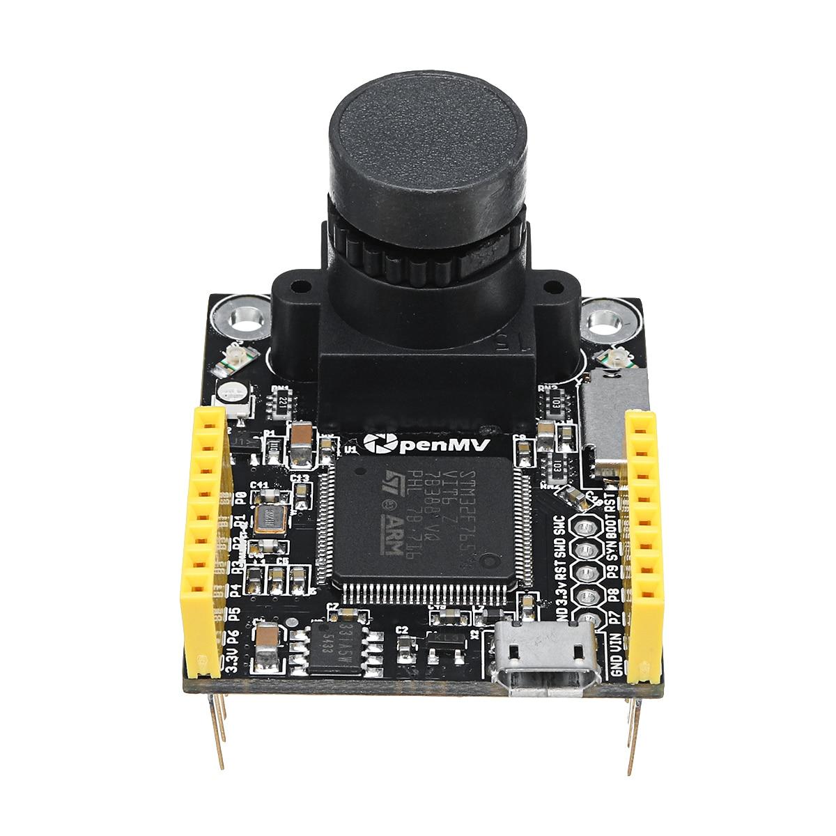 2018 OpenMV3 Cam M7 Smart Camera Image Processing Color Recognition Sensor Visual Inspection Line Camera Board2018 OpenMV3 Cam M7 Smart Camera Image Processing Color Recognition Sensor Visual Inspection Line Camera Board