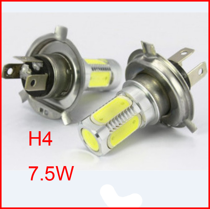 HotSale H4 Car High Power Xenon White LED Bulb Fog Driving Lights Bulb