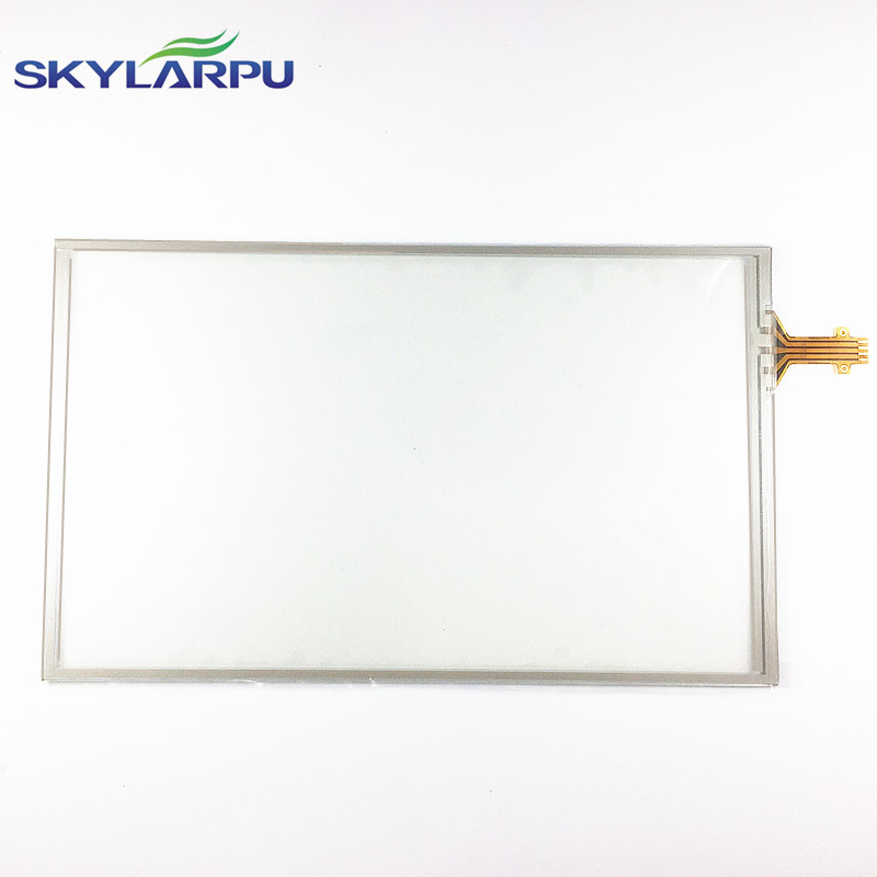 skylarpu 10pcs/lot New 6 inch Touch screen for Garmin Nuvi 65 65LM 65LMT Sat Nav GPS Navigation Touch panel Glass Digitizer  10pcs lot new 4 3 inch touch screen panels for garmin nuvi 2475 2475lt gps touchscreen digitizer panel replacement