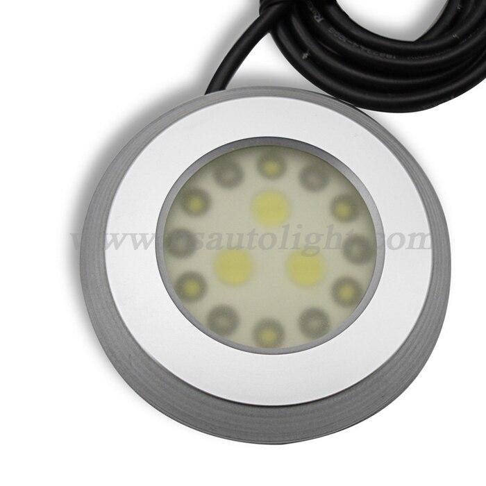 Pleasing 12V 12 Led White Interior Roof Doom Cabin Lamp Super Bright 3W Wiring 101 Bdelwellnesstrialsorg