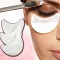 50 Pcs Guarda Almofadas Descartáveis Escudos Da Sombra de Olho Maquiagem Beleza Ferramentas de Cosméticos