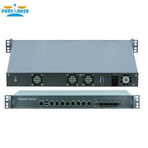 Image 5 - 1U netzwerk Firewall Router System mit 8 ports Gigabit lan 4 SPF Intel i3 4160 3,6 Ghz Mikrotik PFSense ROS wayos 4G RAM 128G SSD