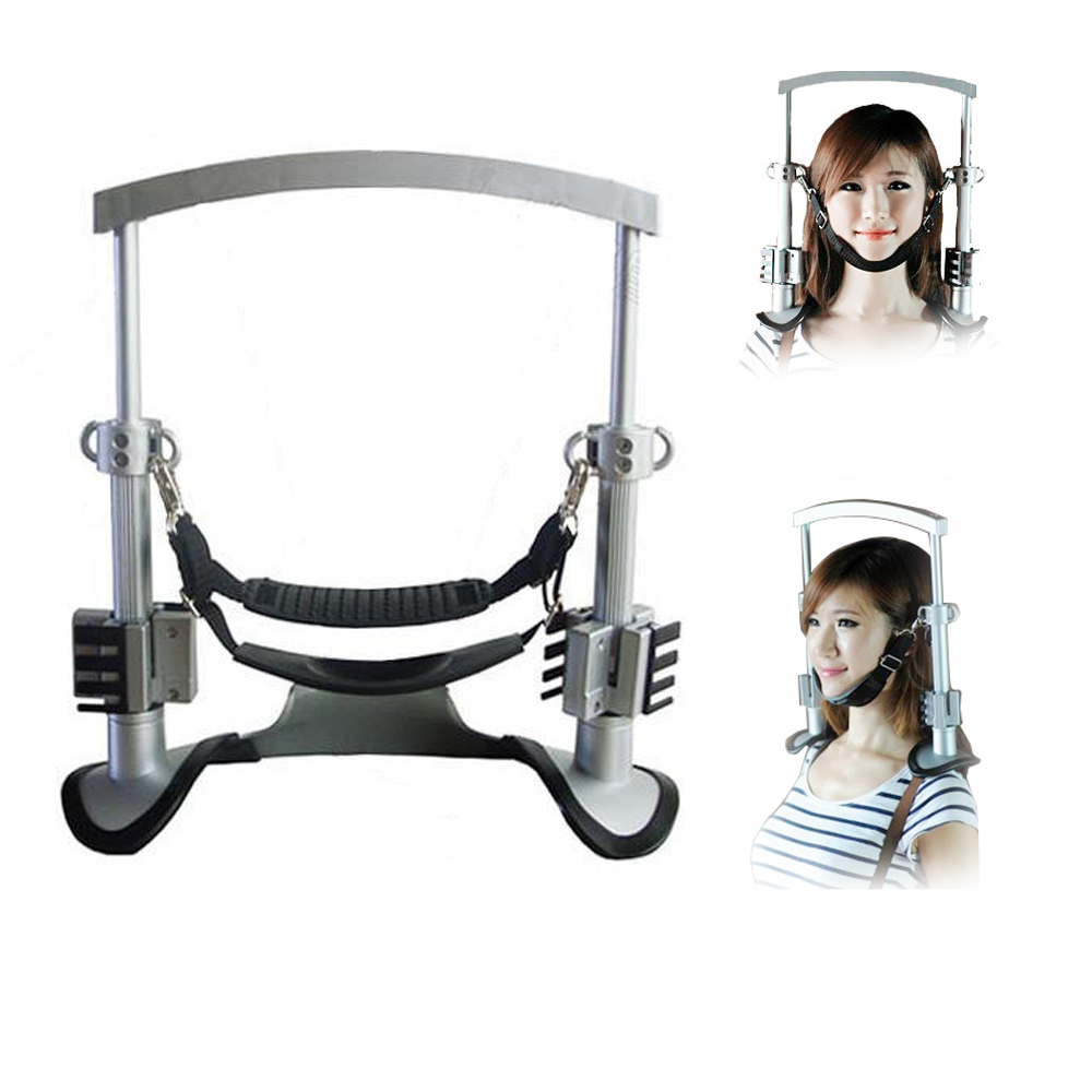 New Brand Household Cervical Traction Device Neck Massage Cervical spondylosis Rehabilitation Neck Pain ease cervical repositioning sense in subjects with non specific neck pain