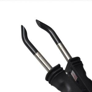 Loof утюжок для наращивания волос с регулируемой температурой, инструменты для кератинового склеивания, термоконнектор, профессиональные са...