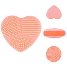 Heart Shape Brush Cleaner