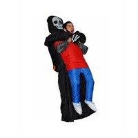 Inflatable Costume For Women Men Cosplay Demon Costume Christmas Gift Inflatable Costume Adults Festivel Party Dress