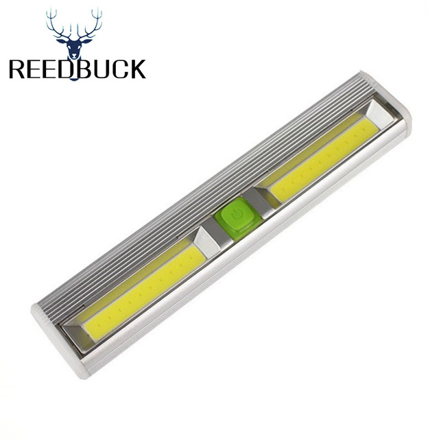 Pleasing Us 7 02 40 Off High Lumen Led Cob Lamp White Emergency Night Light Closet Lamp Switch Wall Light Battery Home Lighting Under Kitchen Cabinets In Led Home Interior And Landscaping Ponolsignezvosmurscom