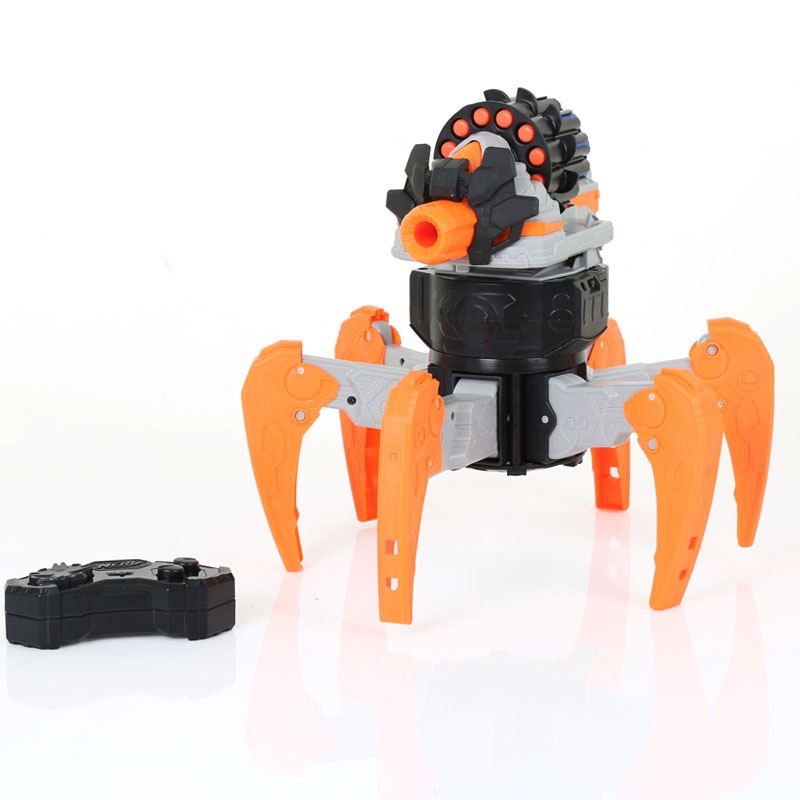 Battle For Terra Toys : Nerf combat creatures terra drone remote control dart shooter