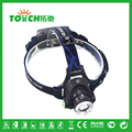 Cree XML T6 Top Quality LED Headlamp Headlight  Head light Super light  Waterproof Flashlight by 18650 Battery For outdoor