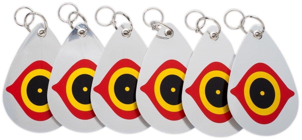 Reflective Scare Bird Diverter Bird scare eye Scare birds away- Pest  Deterrent (Set of 5)