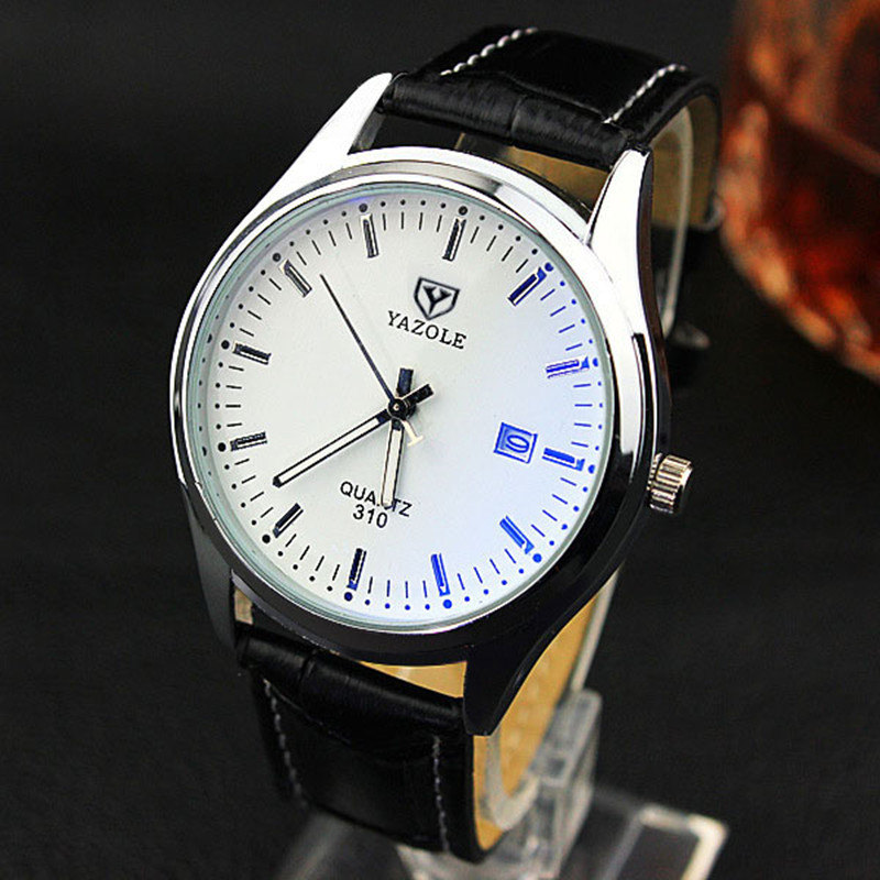 Relogio Masculino 2017 YAZOLE Top Brand Luxury Famous New Quartz Watch Calendar Quartz-watch Men Watches Male Clock Wrist Watch yazole 2017 new men s watches top brand watch men luxury famous male clock sports quartz watch relogio masculino wristwatch