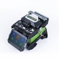 FedEx Бесплатная доставка Komshine FX37 сварочный аппарат оптического волокна сварочный аппарат же как Fujikura 70 s волокна Сращивание машины