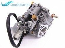 Motores Marinos fuera de borda 6BL-14301-10 6BL-14301-00 Carburador para Yamaha $ Number Tiempos F25 T25, envío Gratis