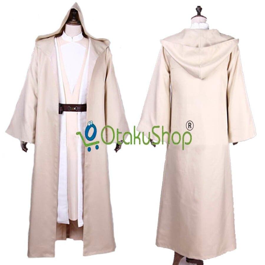 Cute Unicorn Star Wars Costume Custom Made Skywalker Luke Cosplay Costume Jedi Knight Movie Outfit Uniform for Adults Kids