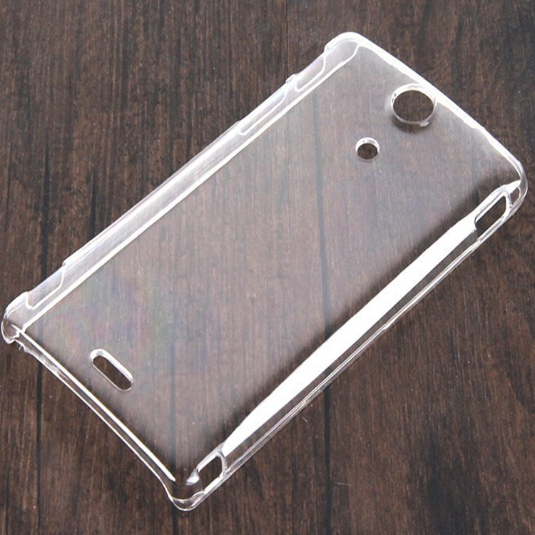 Transparent Hard Shell Case For Sony Xperia T Lt30i Lt30p Cover Original Phone Cases For Sony Xperia T Lt30i Lt30p High Quality