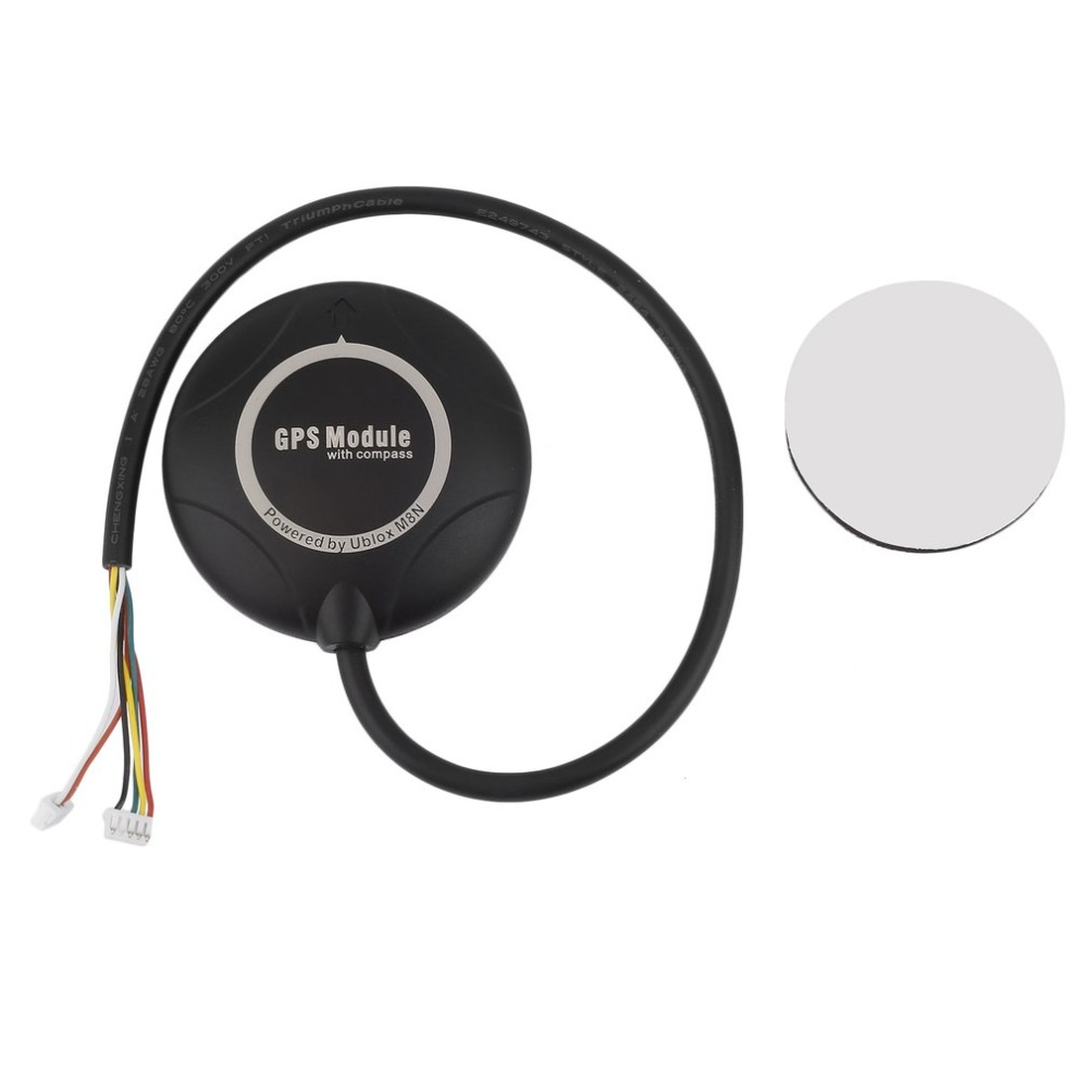 1pcs OCDAY NEO-M8N Flight Controller GPS Module With On-board Compass M8 Engine PX4 Pixhawk TR For OCDAY Drone GPS