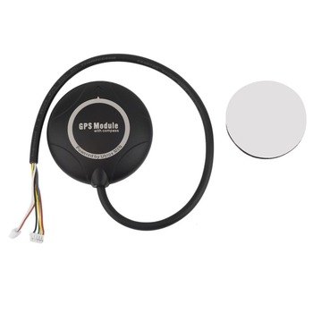 neo m8n ublox m8n gps neo 8m gps with compass 8n high precision gps built in compass for apm 2 5 apm 2 6 px4 pixhawk 1pcs OCDAY NEO-M8N Flight Controller GPS Module with On-board Compass M8 Engine PX4 Pixhawk TR For OCDAY Drone GPS