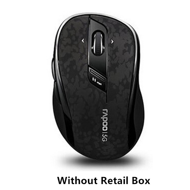 Original Rapoo High Quality Classic 5G Wireless Optical Gaming Mouse with Adjust DPI 4D Scroll for Desktop Laptop PC Computer Malaysia