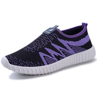 2017 New Women Running Shoes Light Weight Breathable Jogging Walking Shoes For Women Summer Mesh Air