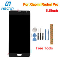 For Xiaomi Redmi Pro Lcd Display Touch Screen Tool High Quality 100 New Digitizer Screen Panel