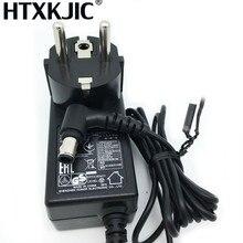 Ue wtyczka 19V 1.7A zasilanie prądem zmiennym Adapter ściany ładowarka do lg ADS 40FSG 19 19032GPG 1 EAY62790006 złącze 6.5*4.4mm