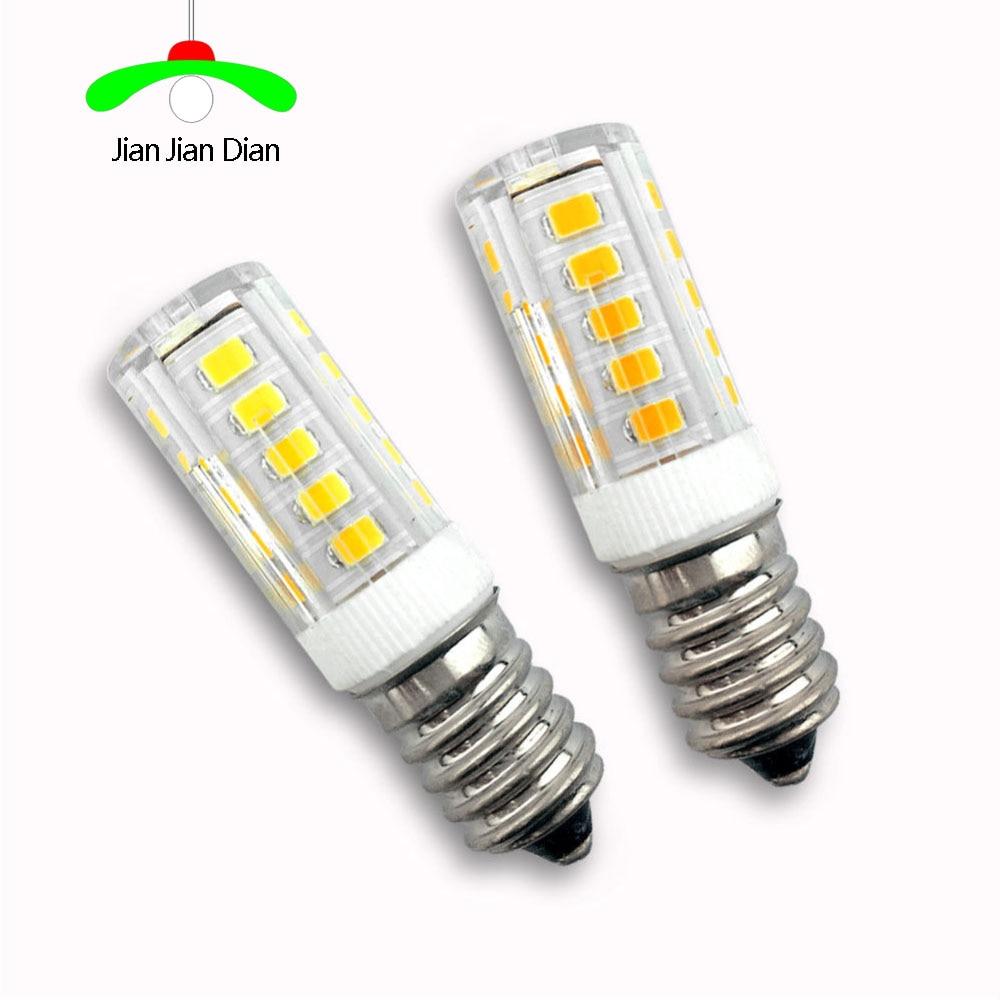 20pcs E14 LED lamp 5W LED Lamp G9 SMD 2835 AC110-240V LED light 360 degree ceramics Candle Light Bulb Spotlight
