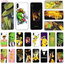 Lavaza THE MASK Hard Phone Case for Apple iPhone 6 6s 7 8 Plus X 5 5S SE for iPhone XS Max XR Cover