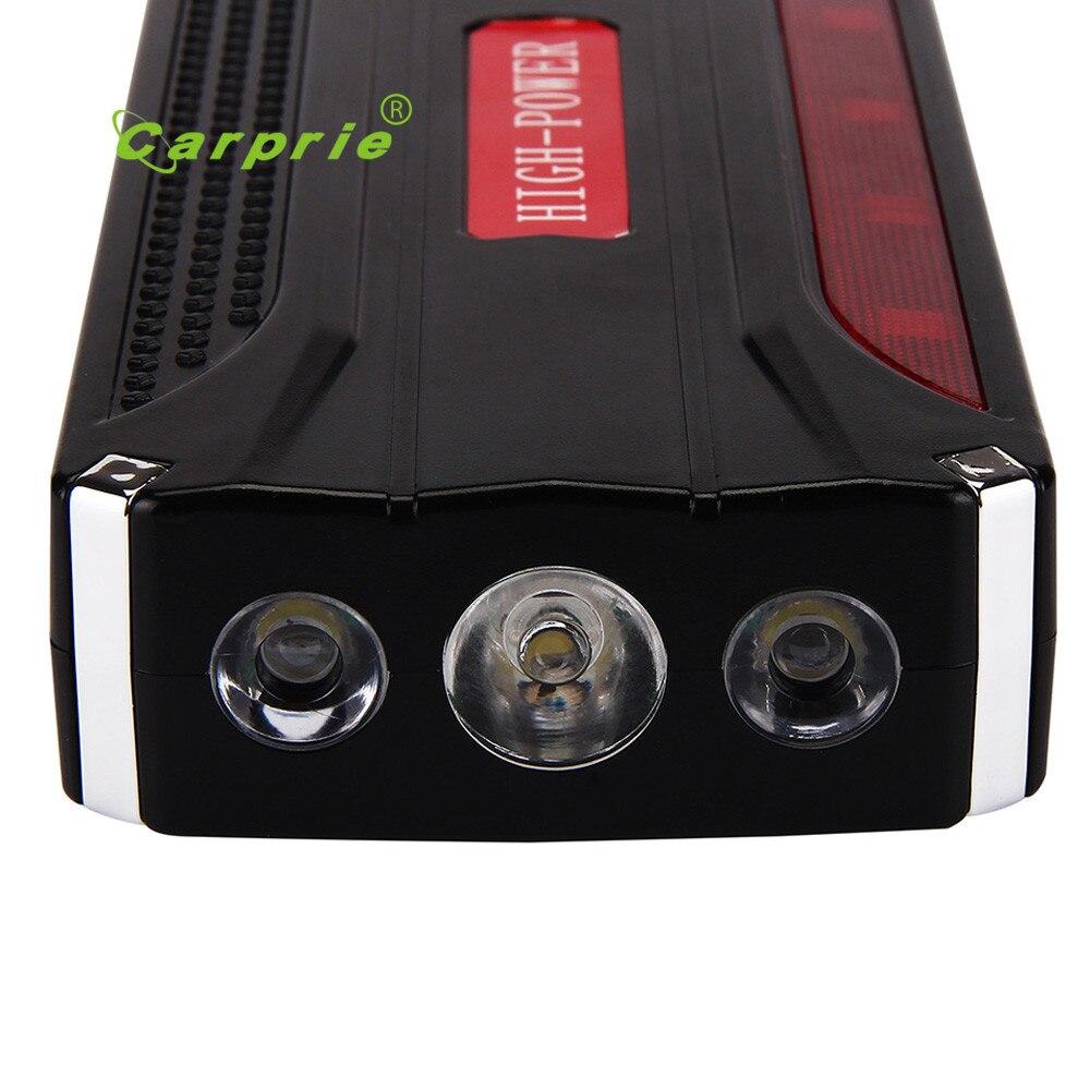 Détails de style Auto voiture environ 68800 mAh Pack de voiture Portable pour Booster chargeur de batterie 4 USB Powercar styling Feb24