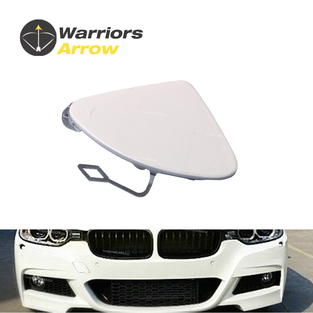 NEW BMW F31 F31LCI M TRIM REAR BUMPER TOW HOOK EYE COVER CHOOSE ANY COLORS