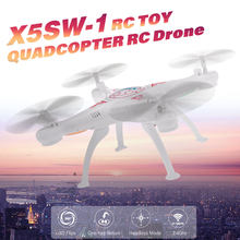 Drone X5SW-1 ghz modo sem cabeça 2.4 p 3d, flips um botão retorno rc drone rc quadcopter, brinquedos de controle remoto rtf para crianças